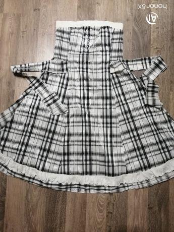 Летнее платье для девушки