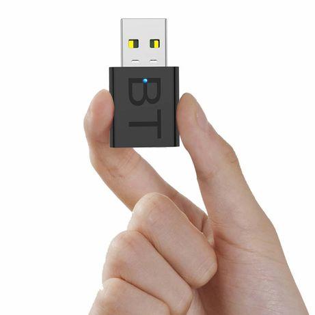 Bluetooth AUX для наушников, колонок, стерео-систем, магнитолы, блютуз