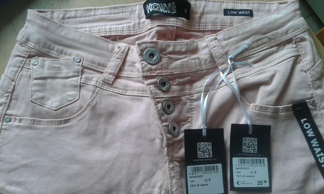 Spodnie damskie Hailys pas. 40cm