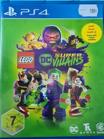 Lego ds super villians ps4