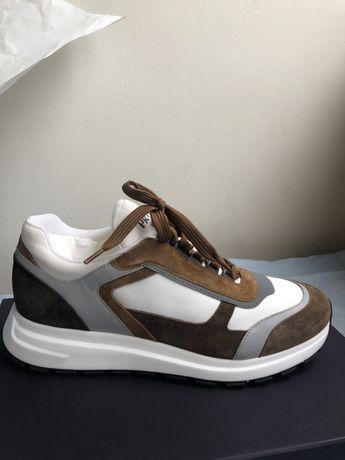Prada кроссовки размер 42