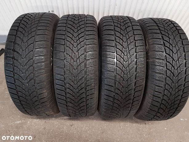 205/55 R16 4 sztuki Montaż Gratis Dunlop