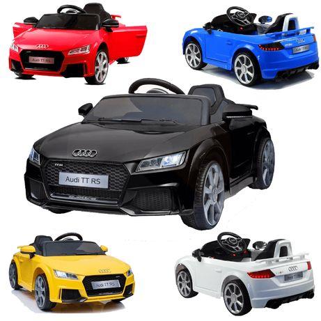 AUTO na akumulator dla dziecka AUDI TT RS SUPER PREZENT HIT!