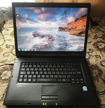 Ноутбук Fujitsu-Siemens Esprimo Mobile V5535