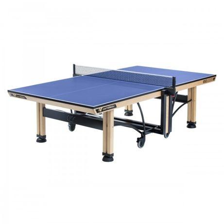 Профессиональный Теннисный стол для турниров CORNILLEAU 850 WOOD COM
