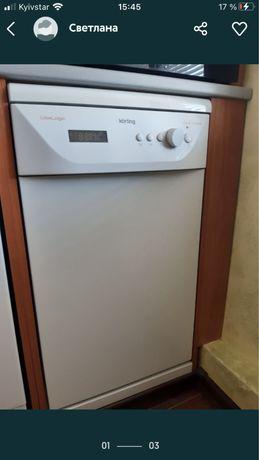 Посудомоечная машина на 8 персон Korting