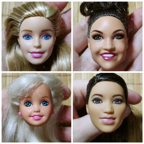 Головы Барби