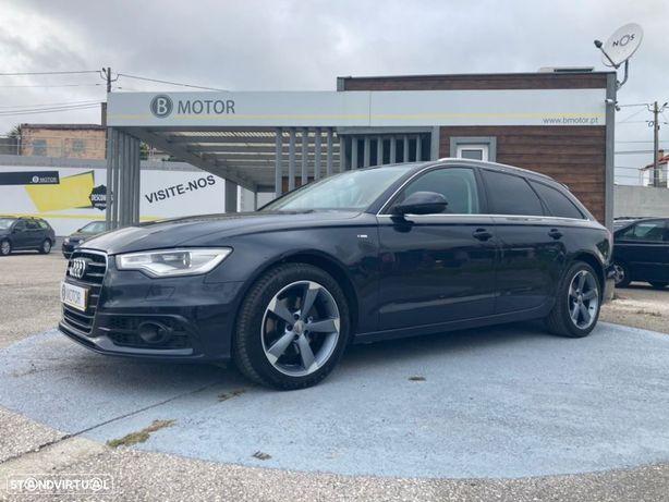 Audi A6 Avant S LINE 2.0 TDI S-Tronic