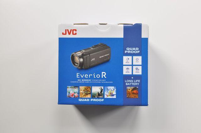 Kamera cyfrowa JVC GZ-R445BE