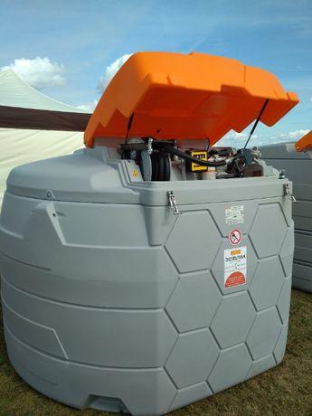 Zbiornik do paliwa 5000 l - Premium - jakość !!! CEMO