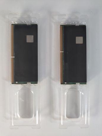Оперативная память для ноутбука DDR4 4GB 2400 MHz Samsung (2шт)