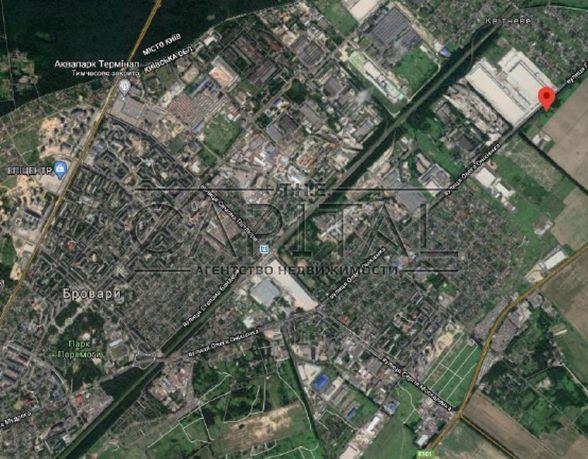 Продажа земельного участка 1,8099 га в Броварах