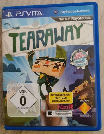 Tearaway Ps Vita Polska wersja okazja