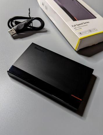 Зовнішній жорсткий диск Toshiba 500GB USB 3.0 Baseus