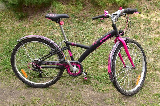 Rower B'TWIN dla dziewczynki