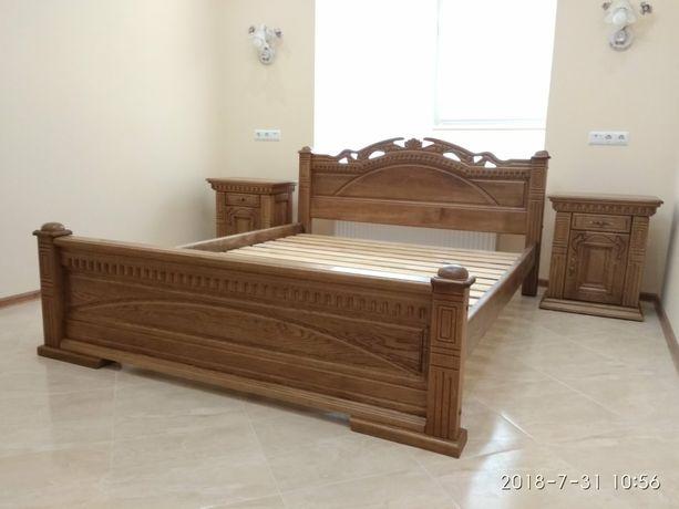 Меблі з натурального дерева дуб