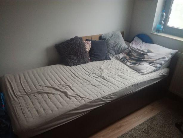 Łóżko Bodzio z materacem