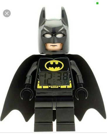 часы будильник лего бэтмен lego оригинал