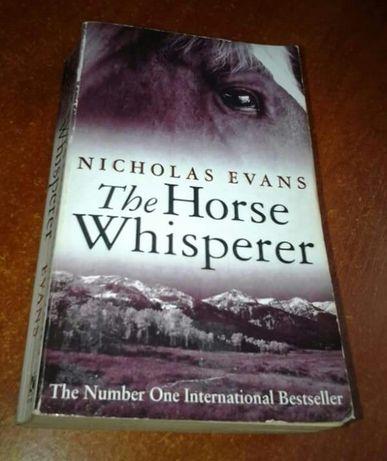 Nicholas Evans English books