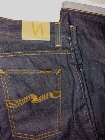 Джинси нові NUDIE Jeans made in ITALY Levis розмір W33 /L34