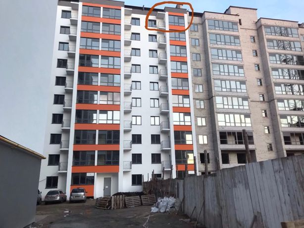 ЖК Мрія на Покровській! Двухрівнева квартира з двома терасами!!!