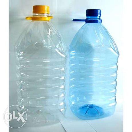 Тара ПЭТ Бутылка с доставкой 5л - 6.5 грн в сборе ,2л,1,5л,1л, 0.5