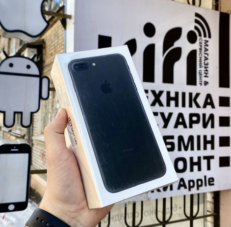 Apple iPhone 7+ Plus 32Gb R-Sim Black Новый Оригинал Гарантия (43530)