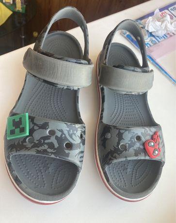 Crocs j3 сандали (босоножки)