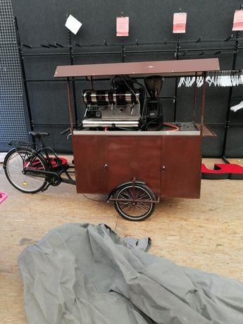 Sprzedam kawiarnie rowerowa ryksze okazja