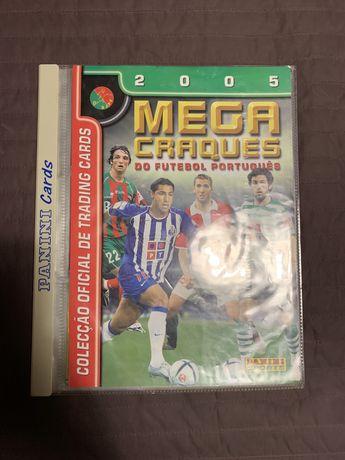 Caderneta Mega Craques 2005