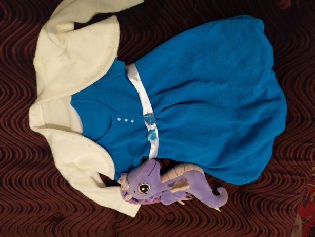 Платье нарядное комплект