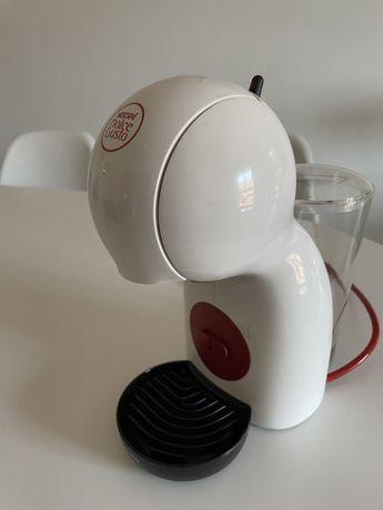 Maquina Café cápsulas Dolce Gusto Branca