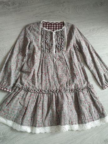 Piękna sukienka dla dziewczynki