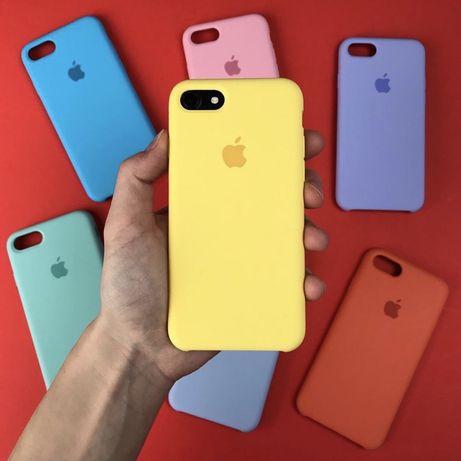 Capas Apple  Silicone IPhone 5S/SE/6/7/8/X/Xs/Xr/11/11Pro
