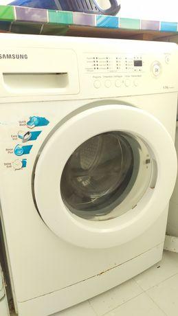 Máquina lavar roupa 6kg SAMSUNG
