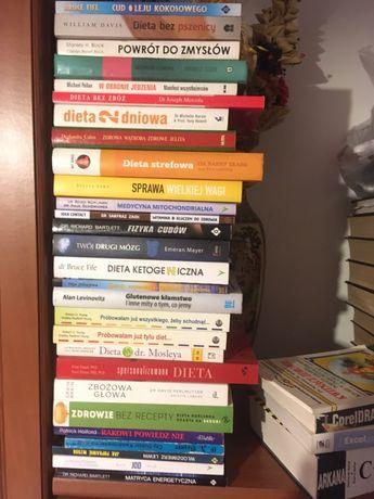Książki dietetyczno-żywieniowe i inne