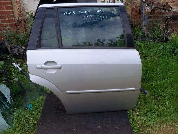 Ford Mondeo MK3 Kombi 2002r Drzwi Tylne Lewe Prawe Kolor 60