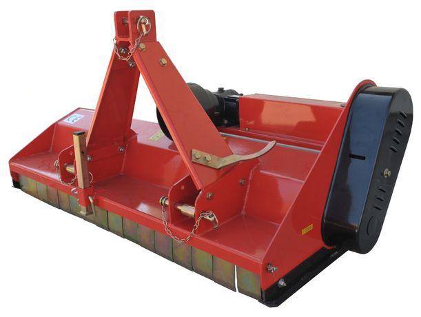 Kosiarka bijakowa EF 155 mulczer do traktora Kubota Ursus Iseki Yanmar