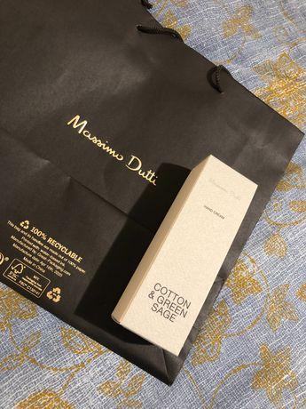 Creme de mãos Massimo Dutti novo e selado