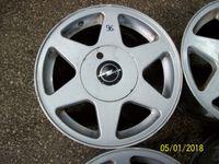 Alufelgi 5x110 15 Opel zafira astra omega Vectra b meriva signum Tigra
