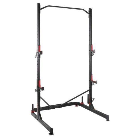 Conjunto Rack Gym Estrutura Supino .+ Elevações , etc