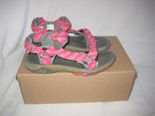Босоножки сандалии Jack Wolfskin Германия 36-37 размер,стелька 24 см