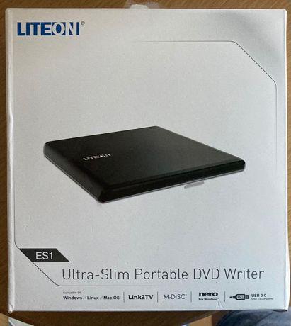 Leitor/gravador DVD