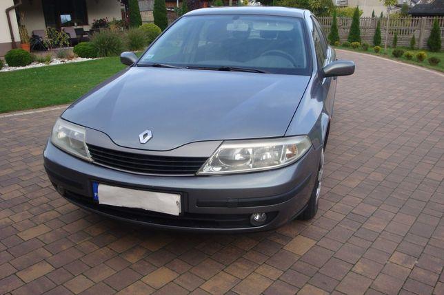 Renault Laguna 1.6 16V Benzyna Dobry Stan Doinwestowana Niski Przebieg