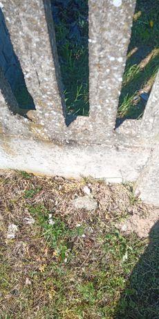 Gruz betonowy oddam z zaladunkiem