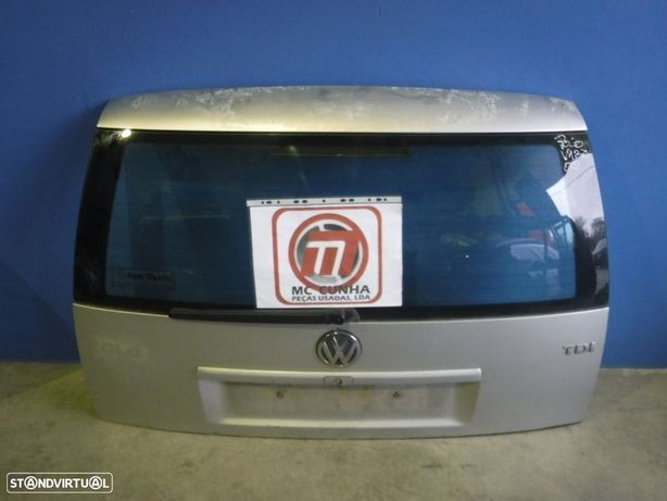 Tampa da mala VW Polo Classic  Vario