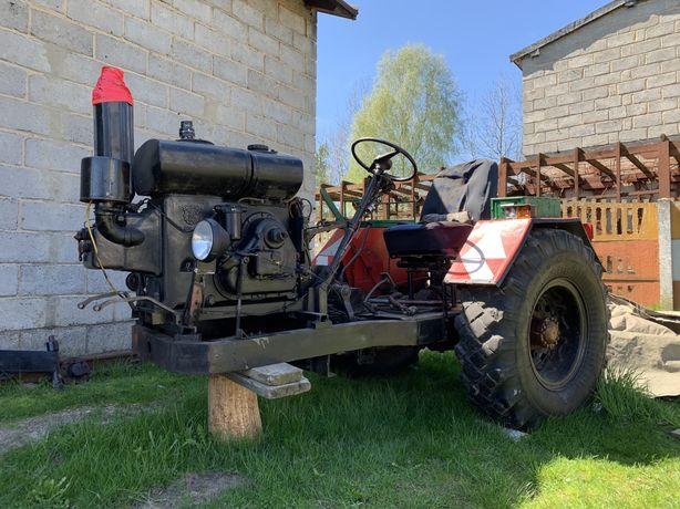 Ciągnik sam traktor es18 papaj star