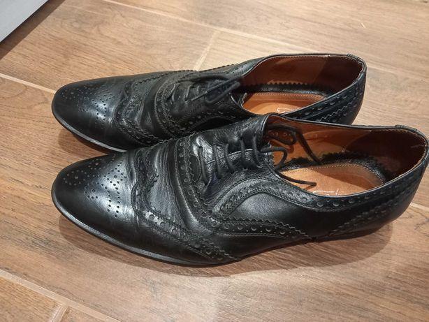 Туфлі кожа чоловічі