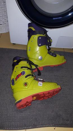 Nordica snow boots sky лыжные ботинки для сноуборда черевики 24-24,5
