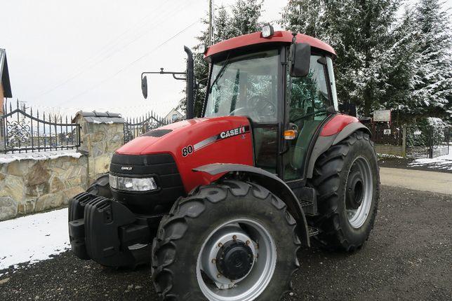Ciągnik Case IH JX 80 2012r